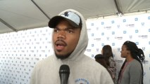 Chance the rapper to headline 2020 NBA All-Star game halftime show
