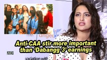 Sonakshi: Anti-CAA stir more important than 'Dabangg 3' earnings