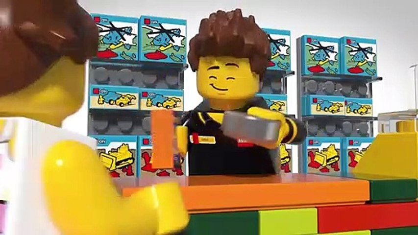 The LEGO® Minifigure Factory