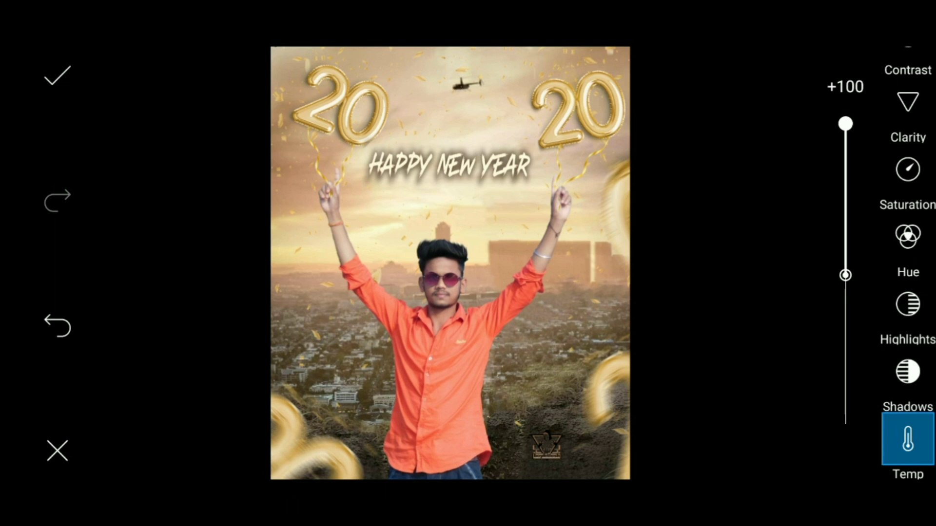 Happy new year 2020 Special photo editing in PicsArt ,2020 creative new year photo editing #Editorbo