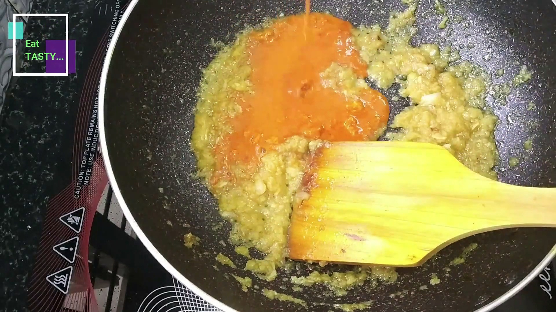Aloo chingri curry / Prawn potato curry