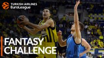Turkish Airlines EuroLeague Regular Season Round 16: Fantasy Challenge
