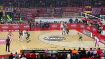 Vassilis Spanoulis top plays of the last two seasons