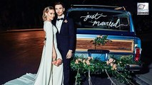 Hilary Duff Ties The Knot With Matthew Koma Over The Weekend At A Private Ceremony!