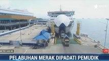 Antisipasi Macet di Pelabuhan Merak, Bongkar Muat Kapal Dipercepat