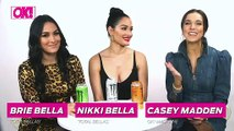 Catching up with the Bella Twins