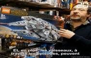 « Star Wars » : Des Lego pour les petits et les grands