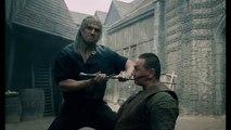 The Witcher  - Geralt Epic Market Fight Scene - (2019) Henry Cavill