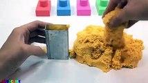 Learn Colors Mad Mattr Rainbow Lego Mega Bloks Surprise Toys For Kids