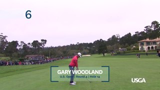 The Top 10 Golf Shots from 2019 USGA Championships