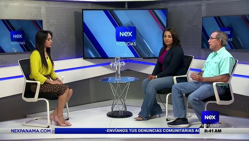 Entrevista a Dania Montenegro y Juan Posada, sobre concurso para trabajar con las tortugas  - Nex Noticias