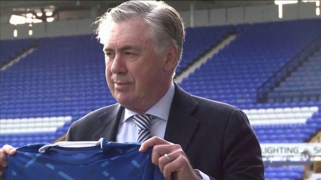 Ancelotti explique son choix pour Everton