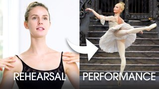 Ballerina Masters The Nutcracker's 'Sugar Plum Fairy' In A Day
