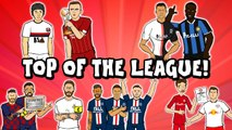 Fan TV | Liverpool, Barca, Inter & Leipzig are loving being top at Christmas