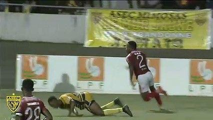 Résumé Ligue 1 / J12 / ASEC Mimosas 3 - 1 WAC