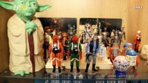 'Star Wars' Collector Has 5,000 Items, Including 1977 Obi-Wan Kenobi Figure