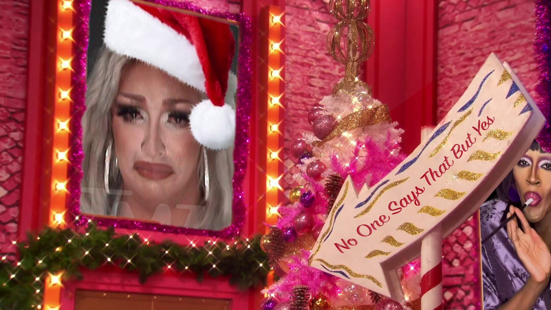 Drag Race: RUCAP   Christmas Special   video dailymotion
