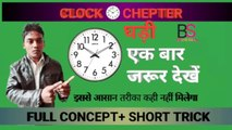 Clock/Clock Reasoning/Clock math/Clock Reasoning short Trick/in Hindi/Solution problems Questions