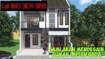 CALL / WA 0813 3034 9099 Desain Gambar Rumah Probolinggo