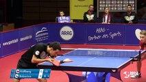 Anton Källberg vs Mihai Bobocica (TTBL Selected)
