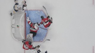 Craig Anderson channels Dominik Hasek for insane save