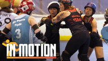 The Roller Derby Women Kicking Ass and Making History in Asia