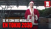 Rommel Pacheco, buscará cerrar con dos medallas olímpicas en Tokio 2020