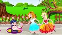गरीब राजकुमारी   Rich and Poor Princess Story in Hindi I बच्चों की हिंदी कहानियाँ Hindi Fairy Tales