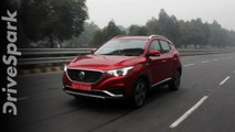 MG ZS EV Review | MG ZS EV Interior, Top Speed, Range, Features, Performance, Charging & Other Details