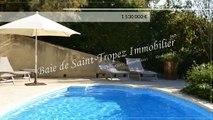 Splendide vue mer panoramique et village de Saint-Tropez