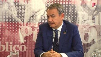 Así fue el nacimiento de Vox, según Zapatero