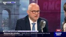 """Laurent Pietraszewski sur la réforme des retraite: """"Les propositions qui sont sur la table sont de bonnes propositions qui visent à rassurer"""""""