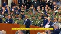Mort du général Ahmed Gaïd Salah, acteur majeur du système en Algérie