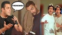 OMG! Salman Khan & Amir Khan Didn't Talk To Each Other While Filming Andaz Apna Apna