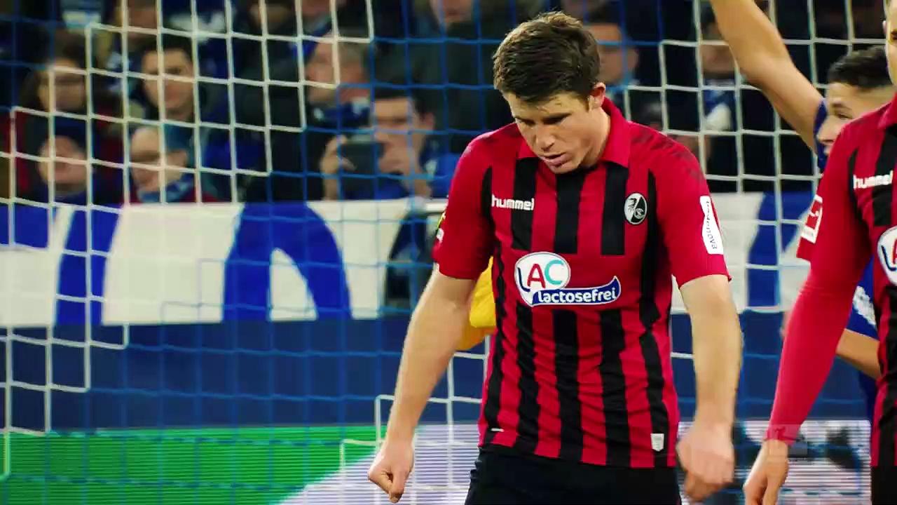 Bundesliga'da 17. Haftanın En Güzel 5 Kurtarışı (2019/20)