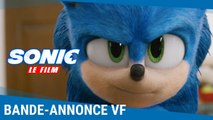 Sonic le film Bande-annonce #3 VF (2020) James Marsden, Jim Carrey