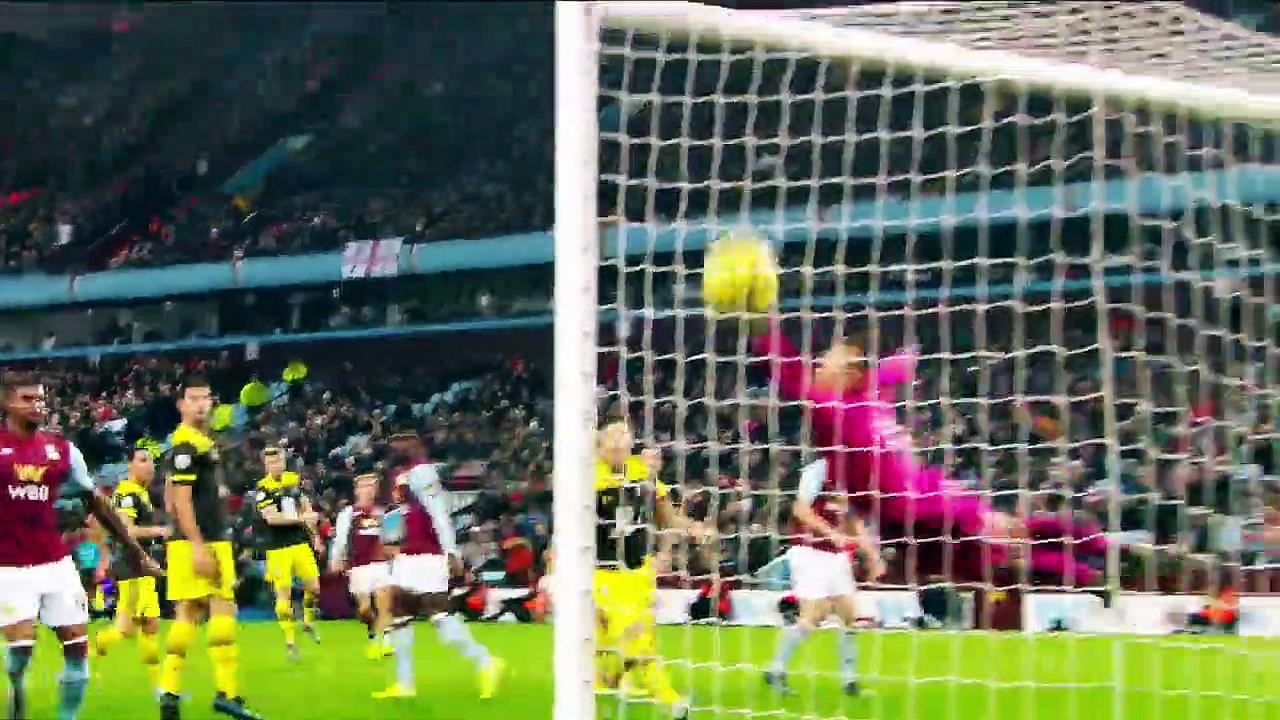 Premier League'de 18. Haftanın En Güzel Golleri (2019/20)