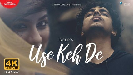 USE KEH DE - Deep  | Prashant Murty | ft. Urvashi Pardeshi | Latest Hindi Song
