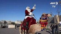 O Papai Noel no mundo