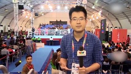 Trương Đình Hoàng XUẤT SẮC vượt qua đối thủ để giành quyền vào Chung kết