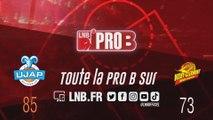 PRO B : Quimper vs Vichy-Clermont (J12)