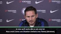 "Chelsea - Lampard : ""Je soutiens Rüdiger"""