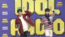 """[IDOL RADIO] HyeongseopXEuiwoong """"Jingle Bell Rock""""♪♬"""