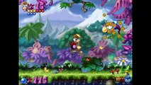 MortaLet's Play - Rayman Redemption Gameplay Demo [Partie 1 : La Forêt Primordiale]