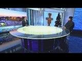 Në prag të Kirshtlindjes, Pelushi: Qëllimi jonë të gëzojmë cdo njeri që ka nevojë