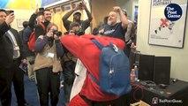 Beast Mode Throwback: Marshawn Lynch Dancing After Super Bowl XLVIII