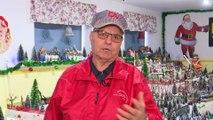 Un village de Noël à vendre à Caraquet