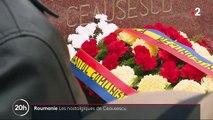 Roumanie : les nostalgiques de Nicolae Ceausescu
