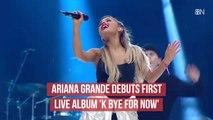 Ariana Grande's First Live Album