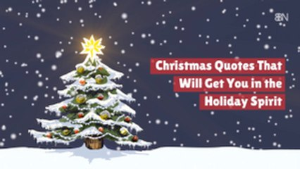 Feel The Holiday Spirit